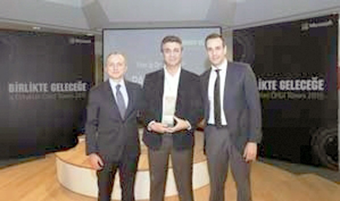 Pargesoft was elected as Microsoft Dynamics ERP business partner of the year